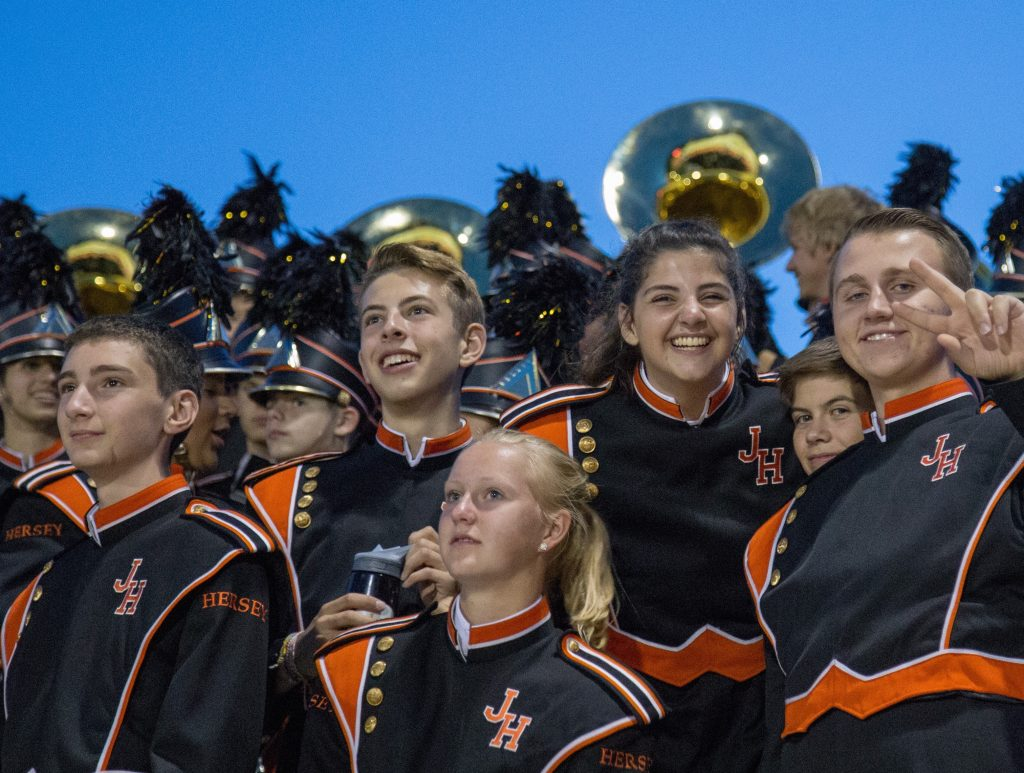 Marching Band | Hersey Bands